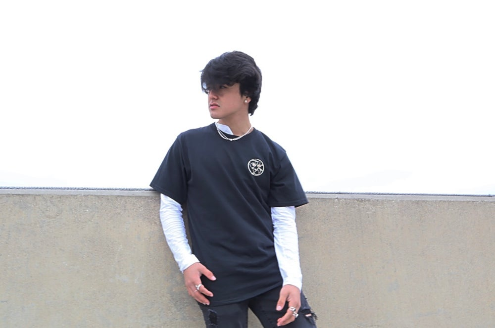 Image of Classic Black T-Shirt