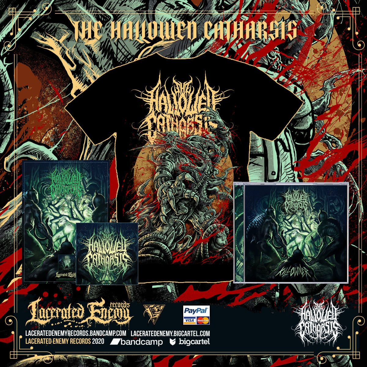 THE HALLOWED CATHARSIS - Forced Mutation TS Bundle