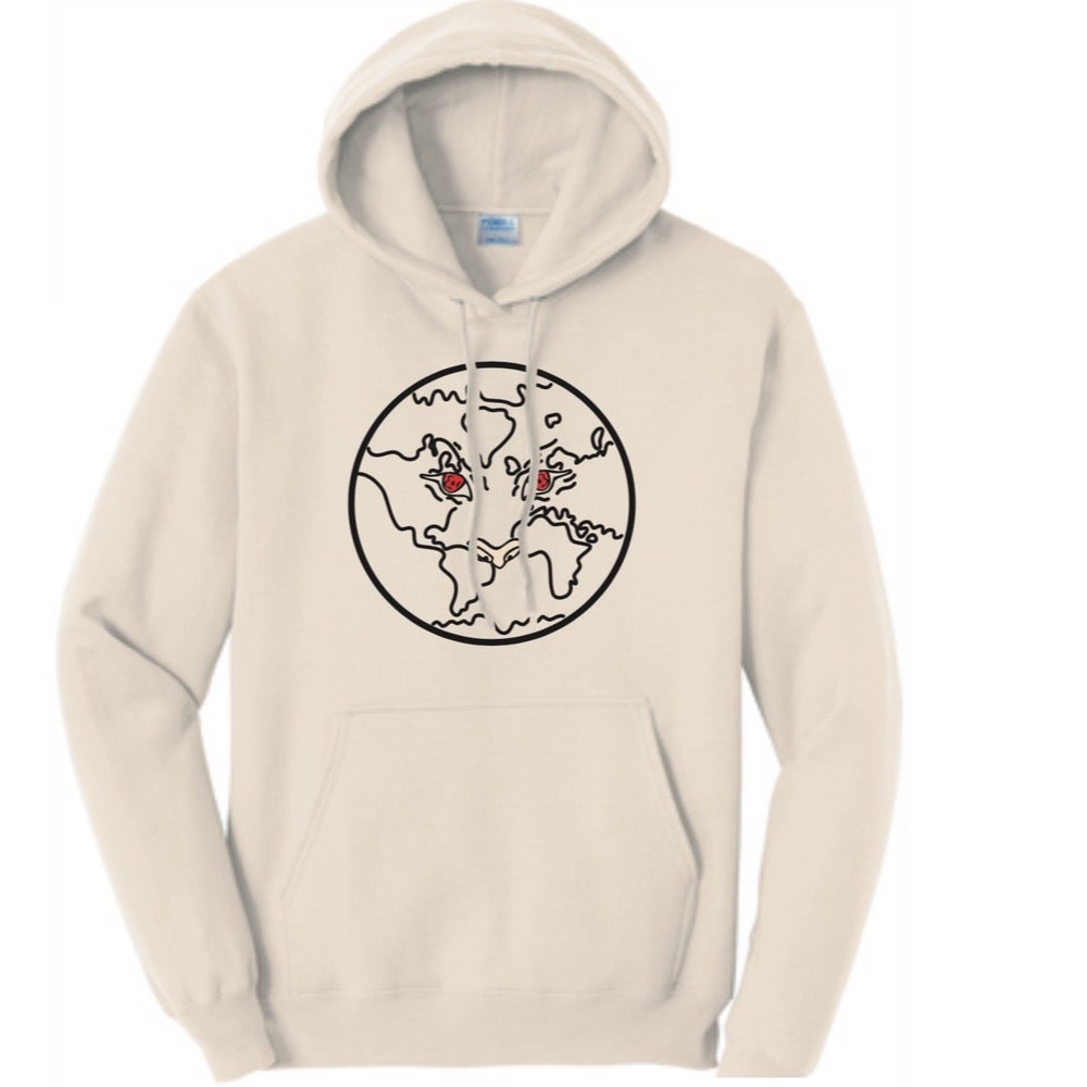 Image of Natural Statement Hoodie