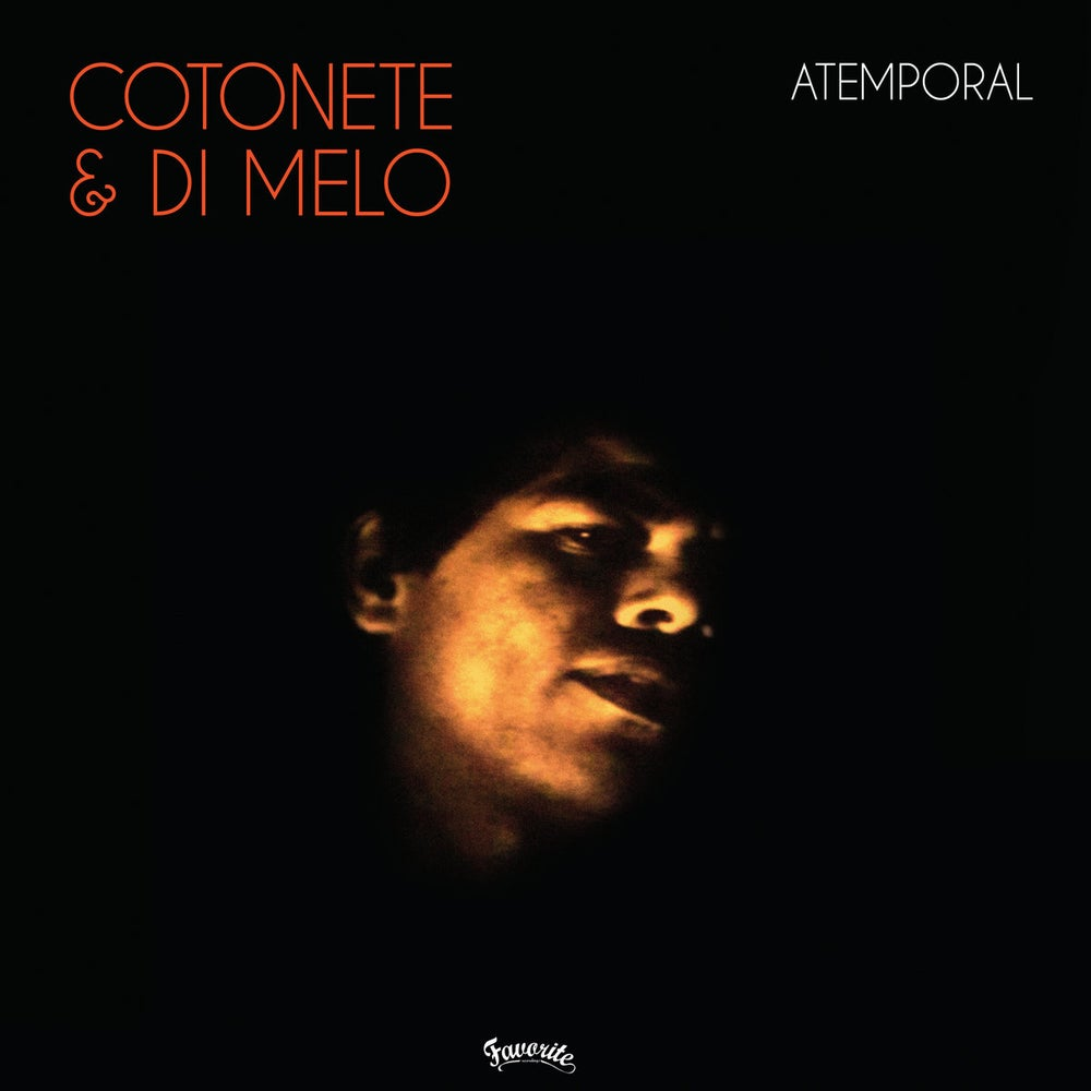 Image of Cotonete & Di Melo - Atemporal - LP (Favorite)