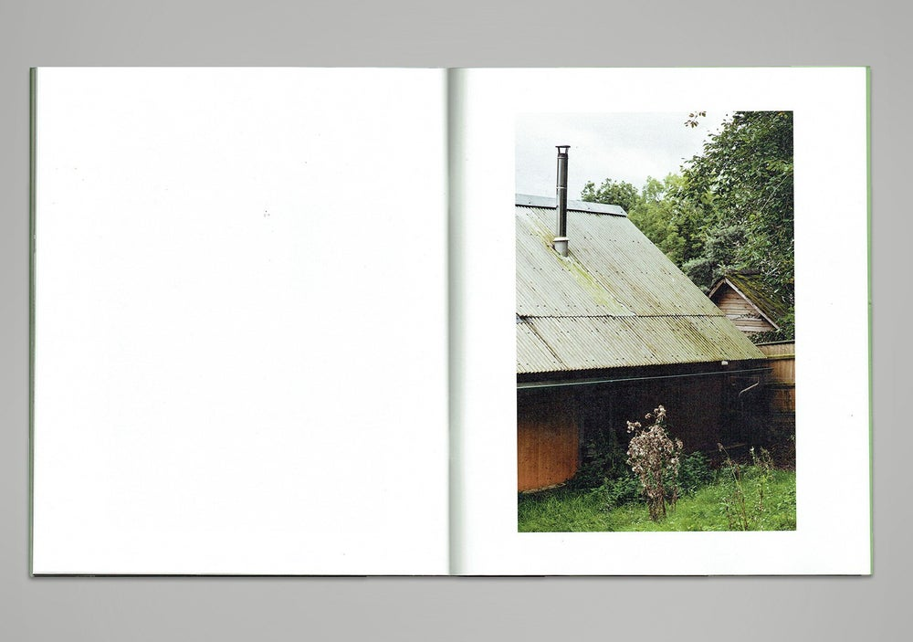 Image of Footnotes, Backgrounds, Sheds: Hugh Strange