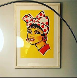 Image of Vintage Girl by Charlie Evaristo-Boyce