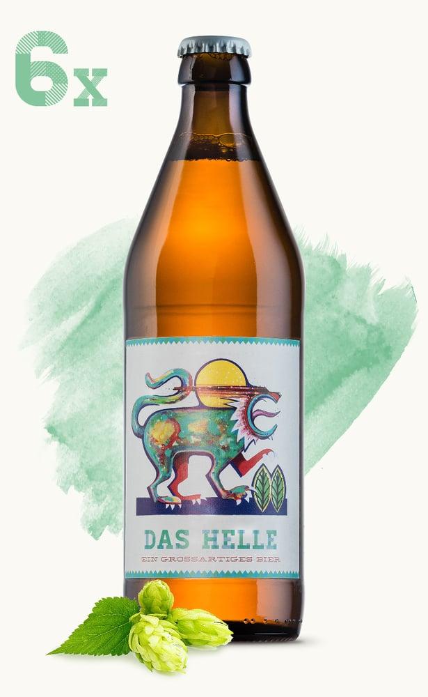 Image of Das Helle - 6 Flaschen