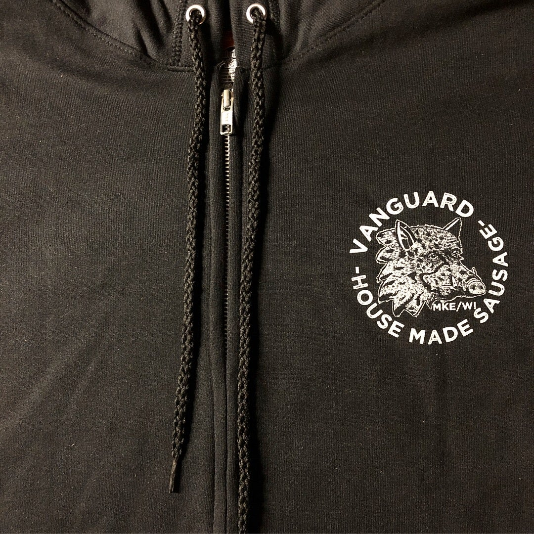 VANGUARD HOODED SWEATSHIRT