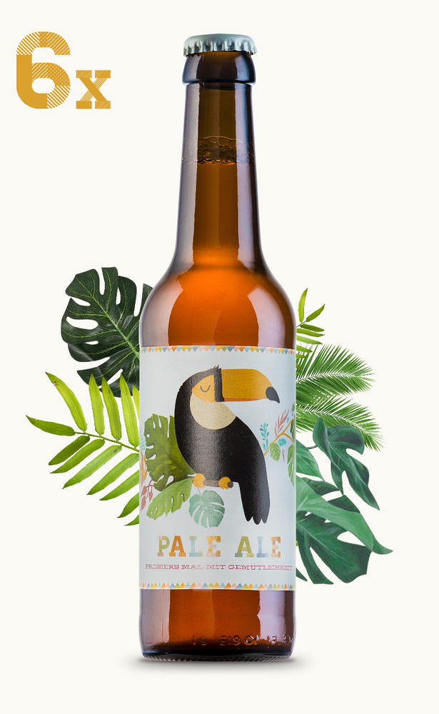 Image of Pale Ale - 6 Flaschen