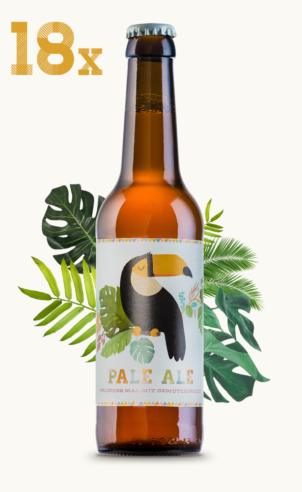 Image of Pale Ale - 18 Flaschen
