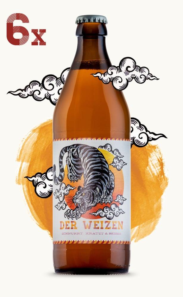 Image of Der Weizen - 6 Flaschen