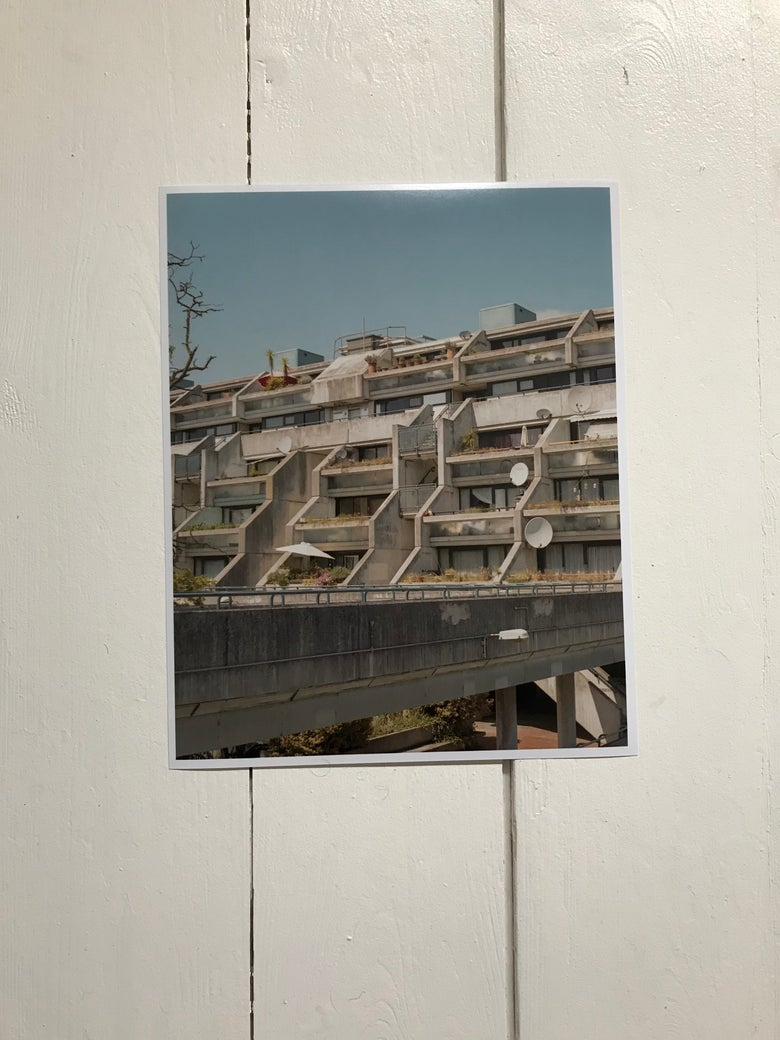 "Image of 8x10"" Alexandra Road Print"