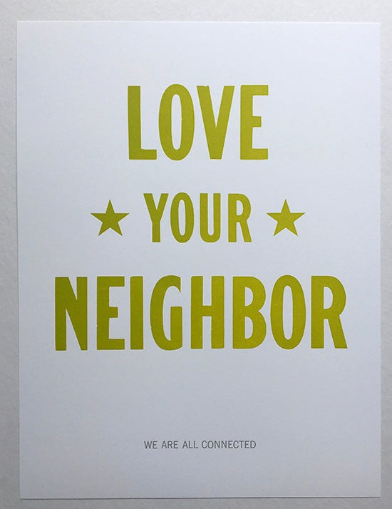 Image of Love Your Neighbor