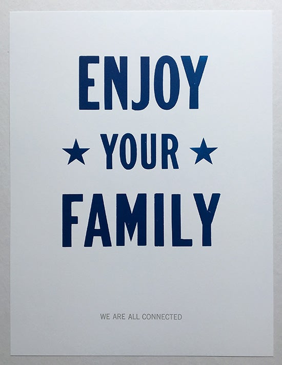 Image of Enjoy Your Family