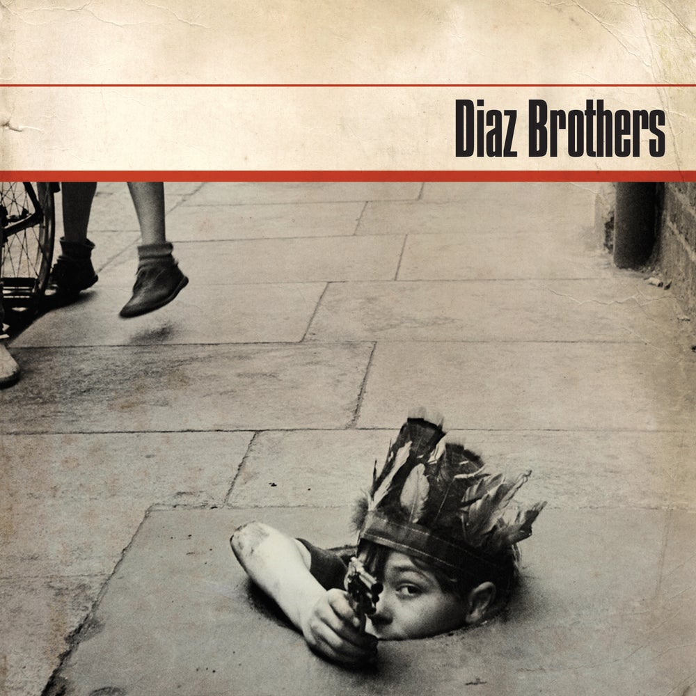 Image of DIAZ BROTHERS - DIAZ BROTHERS LP with CD included
