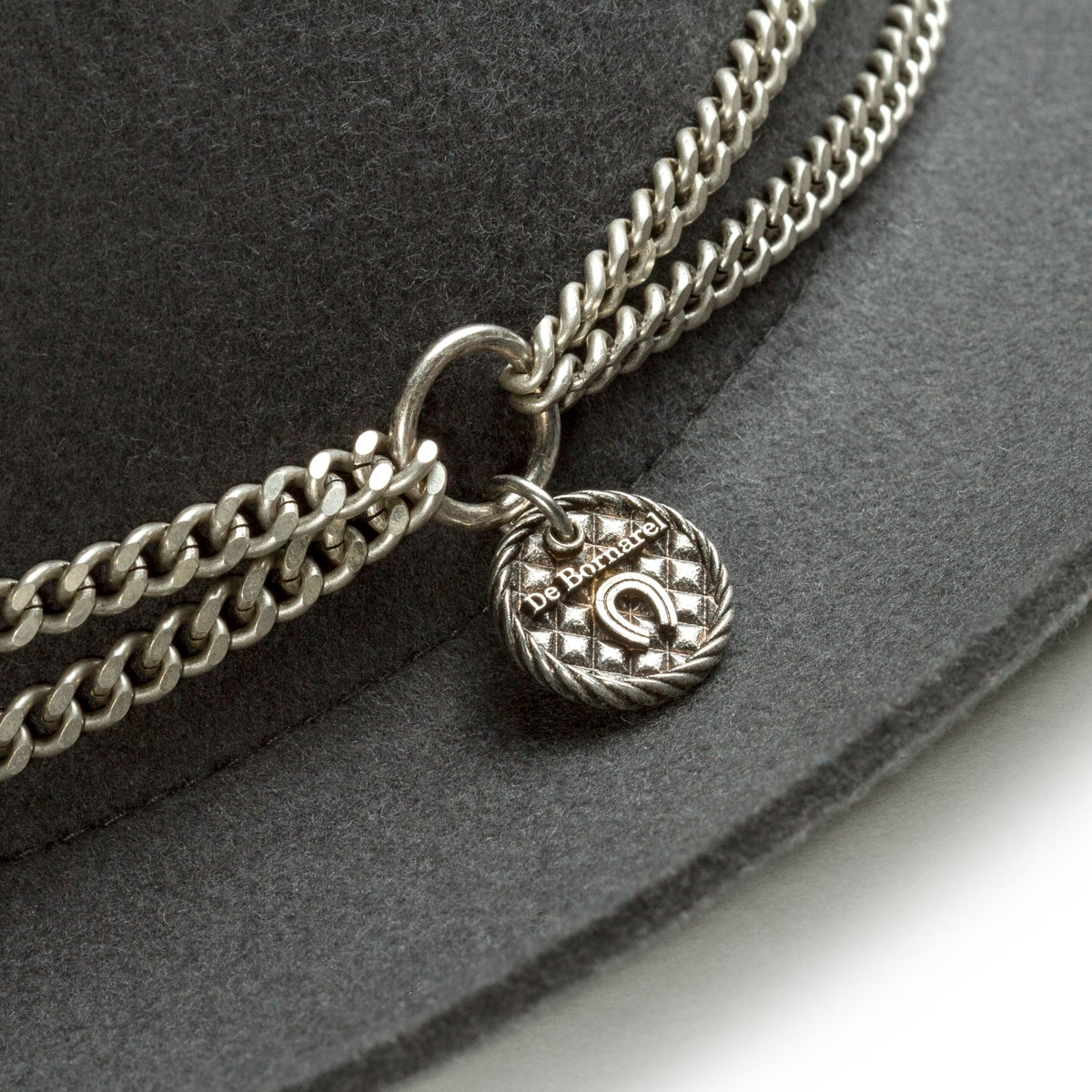 GREY OR TRILBY JAPPELOUP SILVER