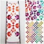 Image of Ombre Windsong Quilt PDF