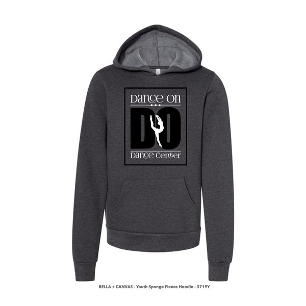 Image of DODC Hoodie - Youth