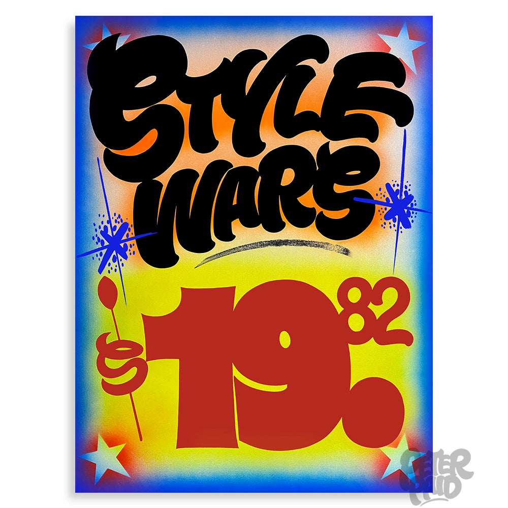 Image of Style Wars - Canvas