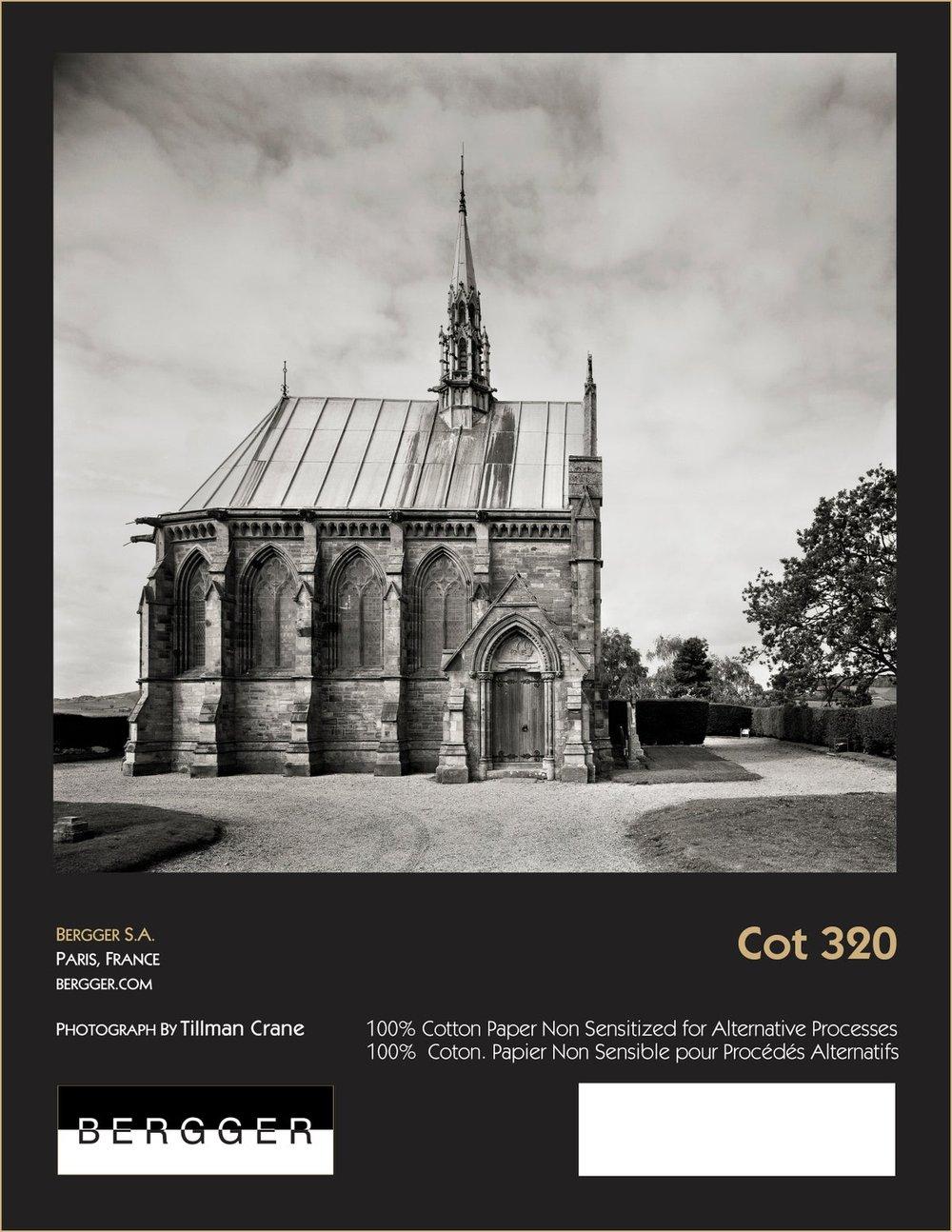 Image of Bergger COT 320 Paper (100% cotton)