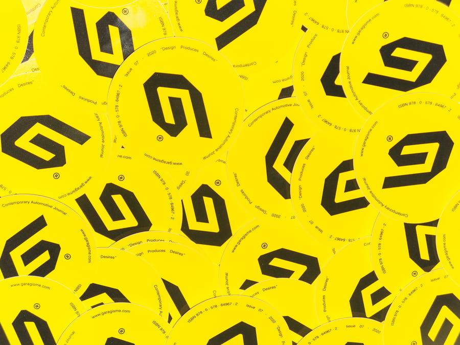 Image of GARAGISME Stickers