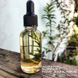 Image of Adrenal Support Massage Oil