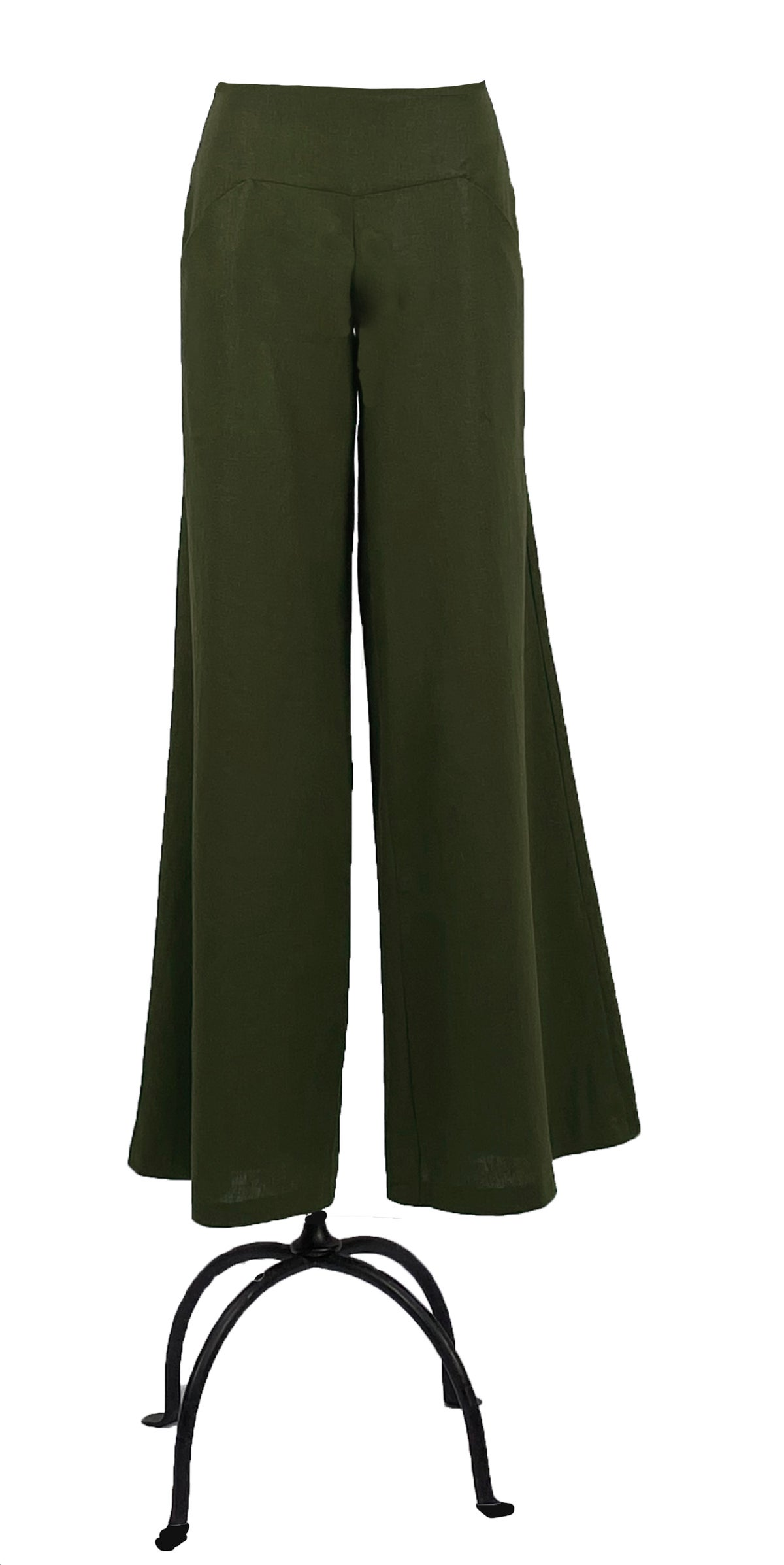 Image of Aquafina pants olive