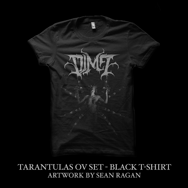 Image of DIM7 - TARANTULAS OV SET - T-Shirt