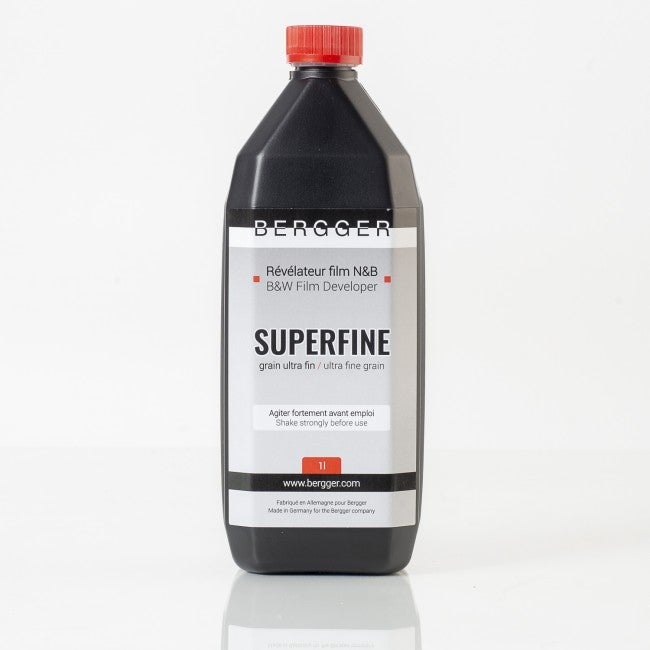 Image of SUPERFINE BW Film developer (1L Liquid)