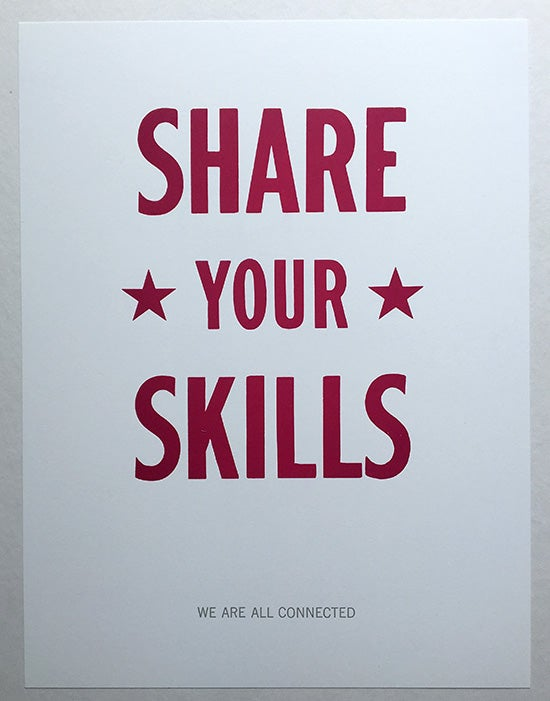 Image of Share Your Skills