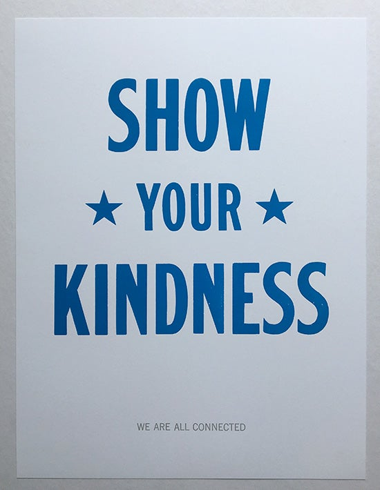 Image of Show Your Kindness