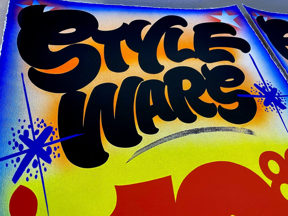 Image of Style Wars - Archival Print