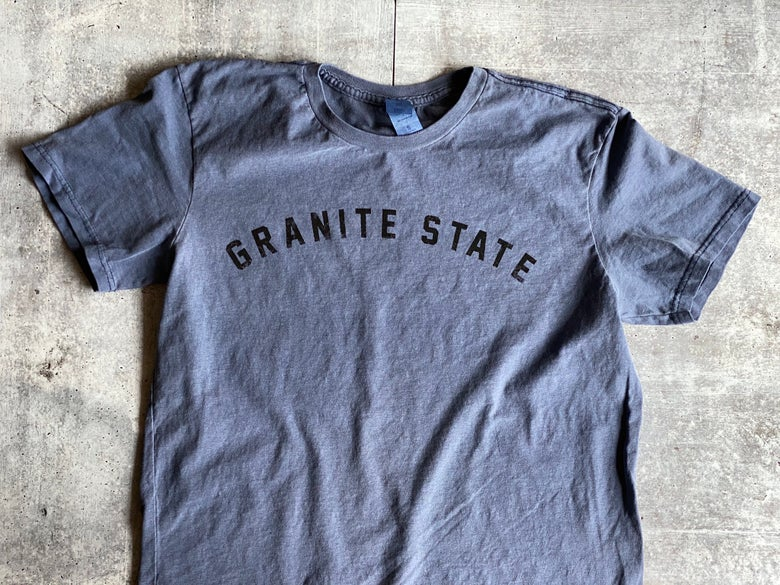 Image of Vintage Denim Granite State Shirt