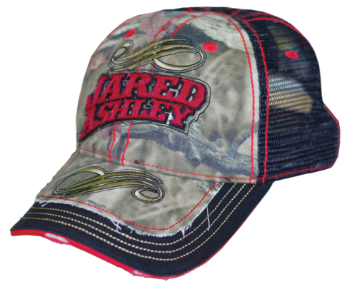 Image of Jared Ashley Mossy Oak Hat