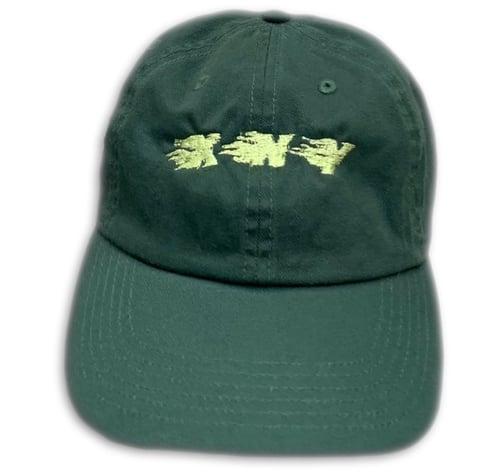 Image of XNY FLAME BASEBALL CAPS (Solid) ⚾️🔥