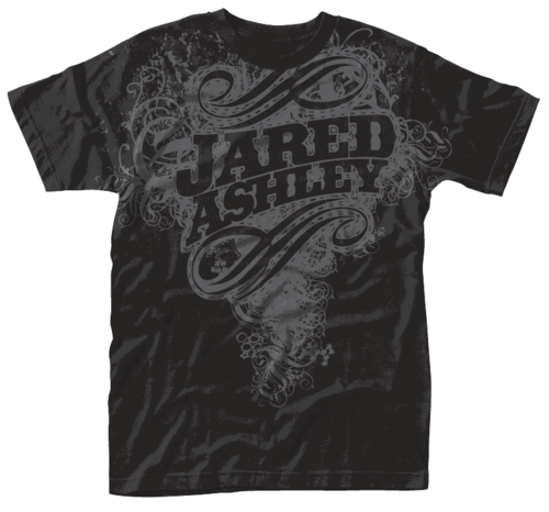 "Image of Jared Ashley ""Grey"" Tee"