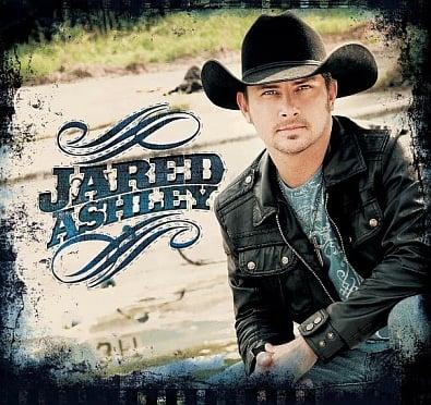 """Image of Jared Ashley CD """"FREE"""""""