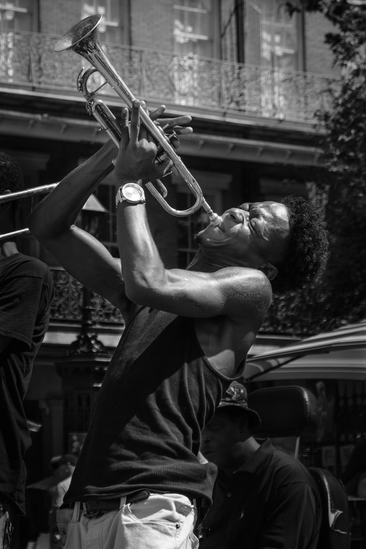 Sounds Of Jackson Square / New Orleans Photography Print