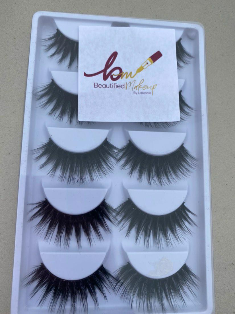 Image of Beautified Lash Tray