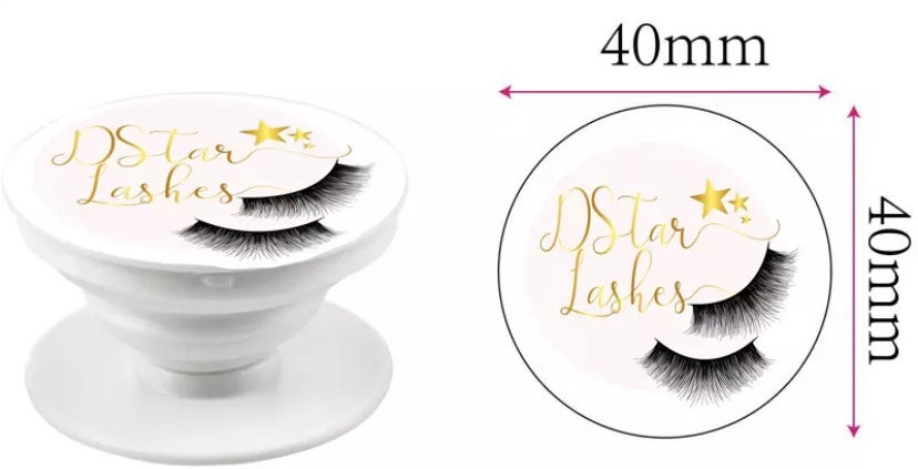 Image of DStar Lashes Phone Grip ✨