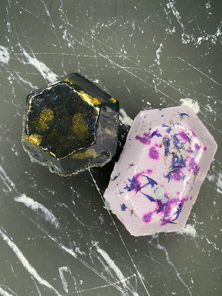 Image of Crystal Bath Bombs