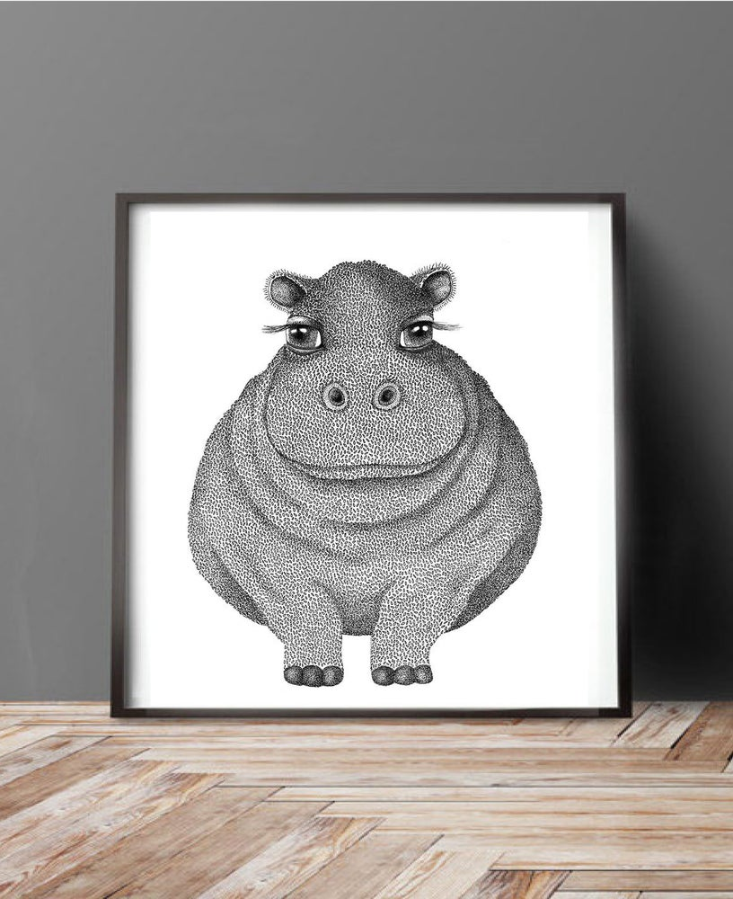 Image of Fat Hippo