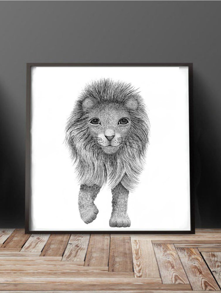 Image of Lion