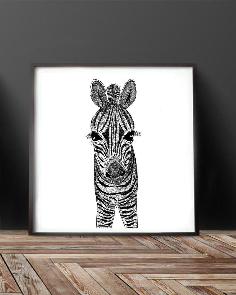 Image of Zebra