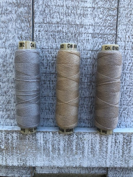 Image of Ellana Wool Thread EN01, EN03, EN03