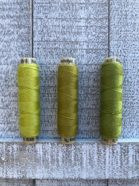 Image of Ellana Wool Thread EN10, EN11, EN12