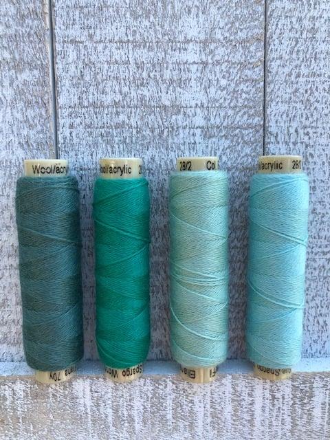 Image of Ellana Wool Thread EN17, EN18, EN19, EN20