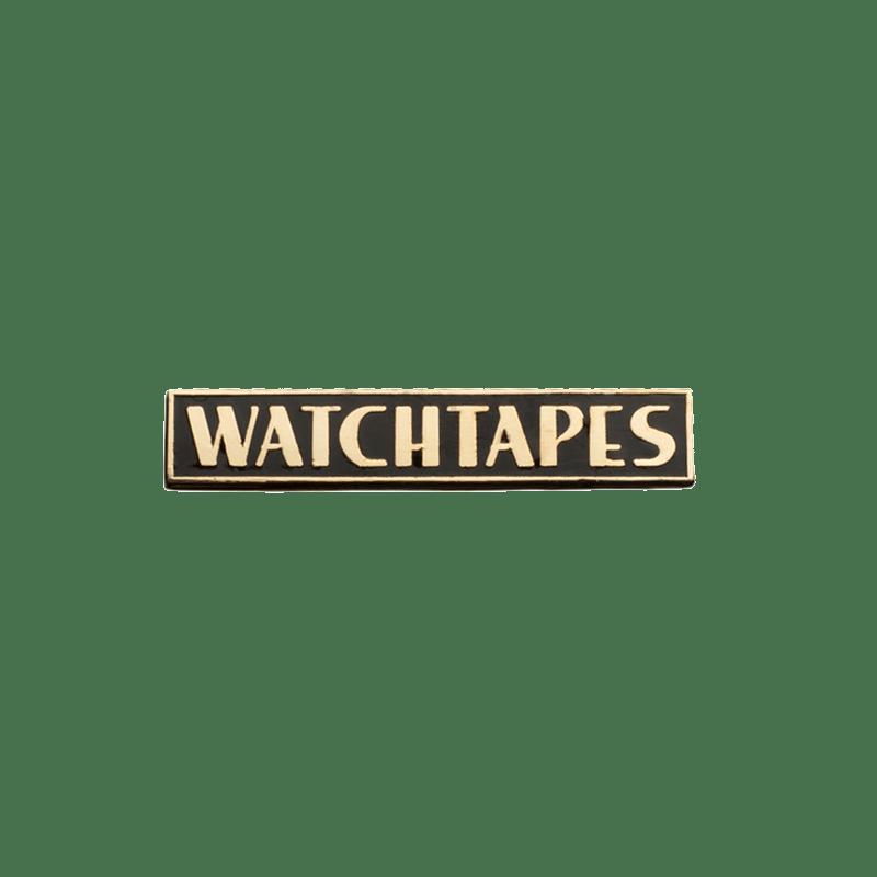 WATCHTAPES Bar Pin