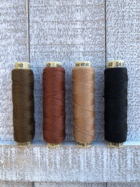 Image of Ellana Wool Thread EN27, EN28, EN29, EN30