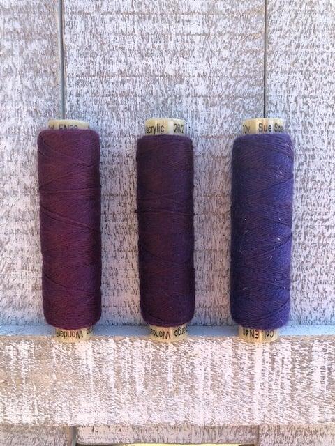 Image of Ellana Wool Thread EN38, EN39, EN40