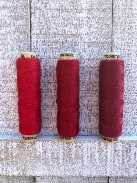 Image of Ellana Wool Thread EN41, EN42, EN43