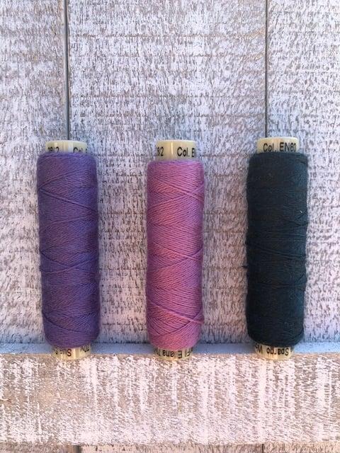 Image of Ellana Wool Thread EN58, EN59, EN60