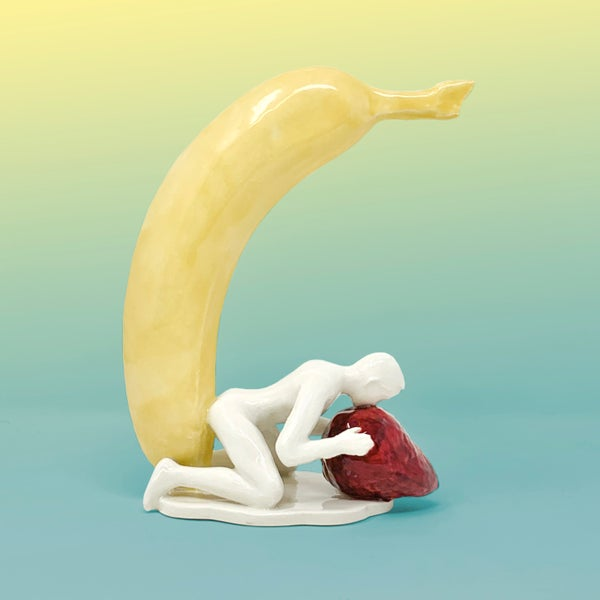Image of Banana Creampie