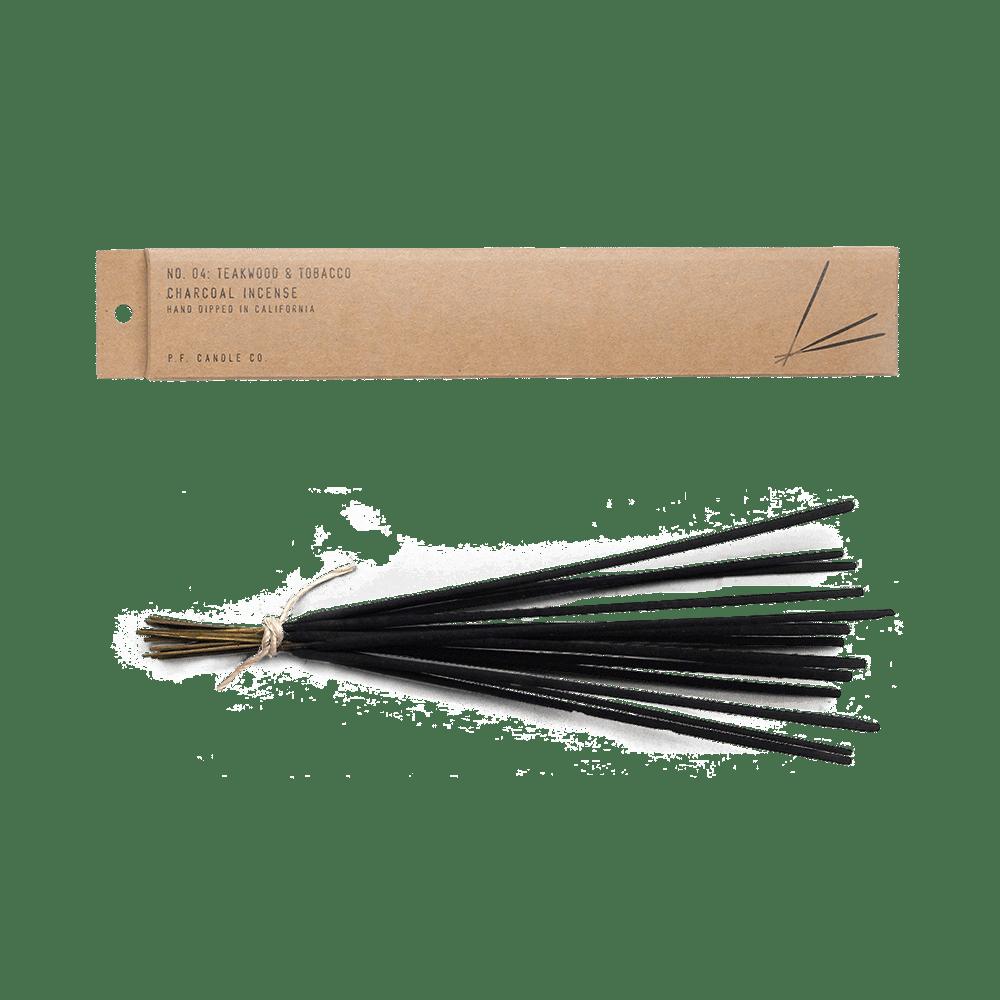 Image of PF Incense:  Teakwood & Tobacco